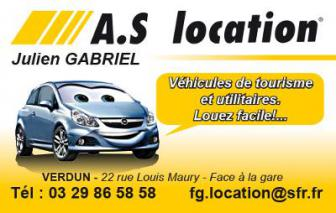 A.S. LOCATION, Professionnel de la Location de Voitures en France